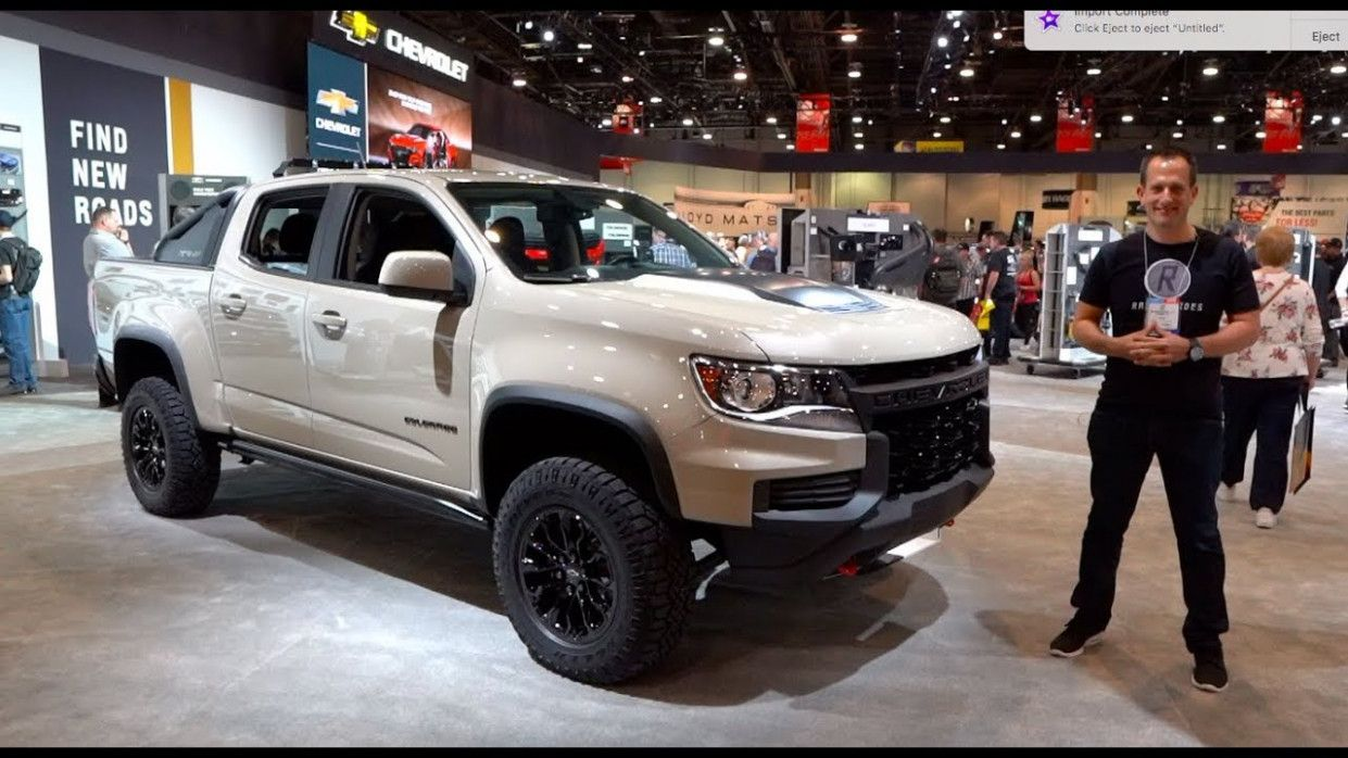 2021 Chevy Colorado Going Launched Quickly Specs 2021 Chevy
