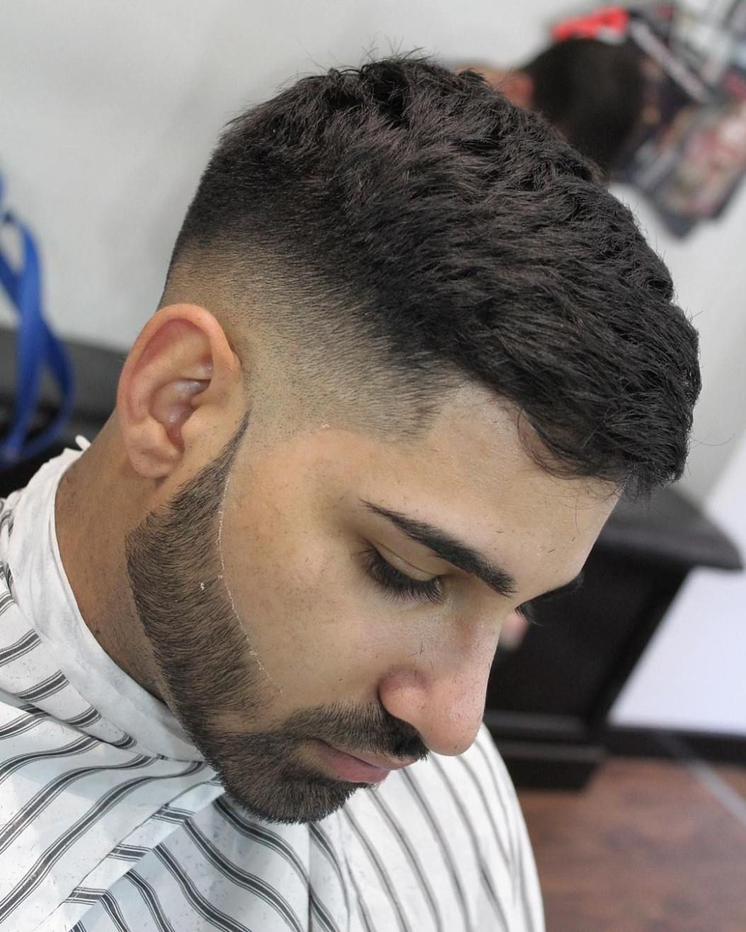 Barber Dylan F Mens Haircuts For Short Thick Hair Mid Fade Short Beard Latest Hairstyles 2020 New Hair Trends Top Hairstyles Thick Hair Styles Mens Haircuts Short Short Hairstyles For Thick Hair