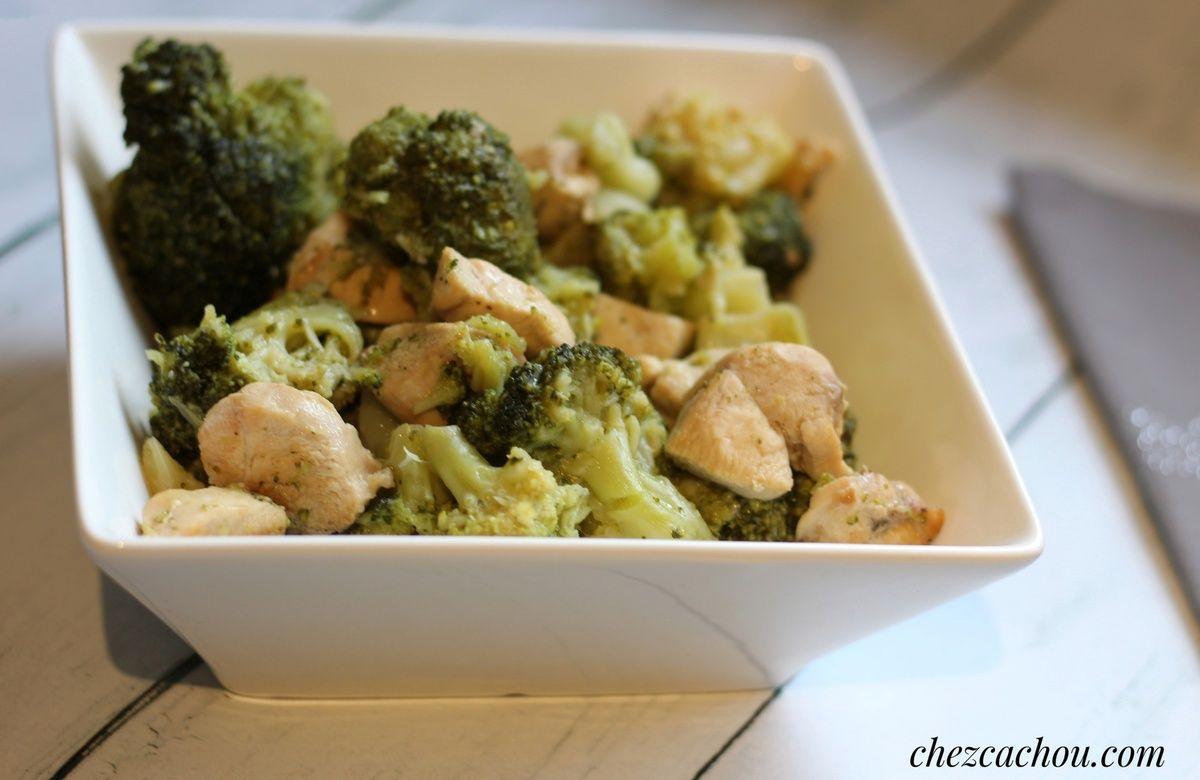 Difference Entre Cookeo Et Autocuiseur blancs de poulet et brocolis au cookeo | recette de plat