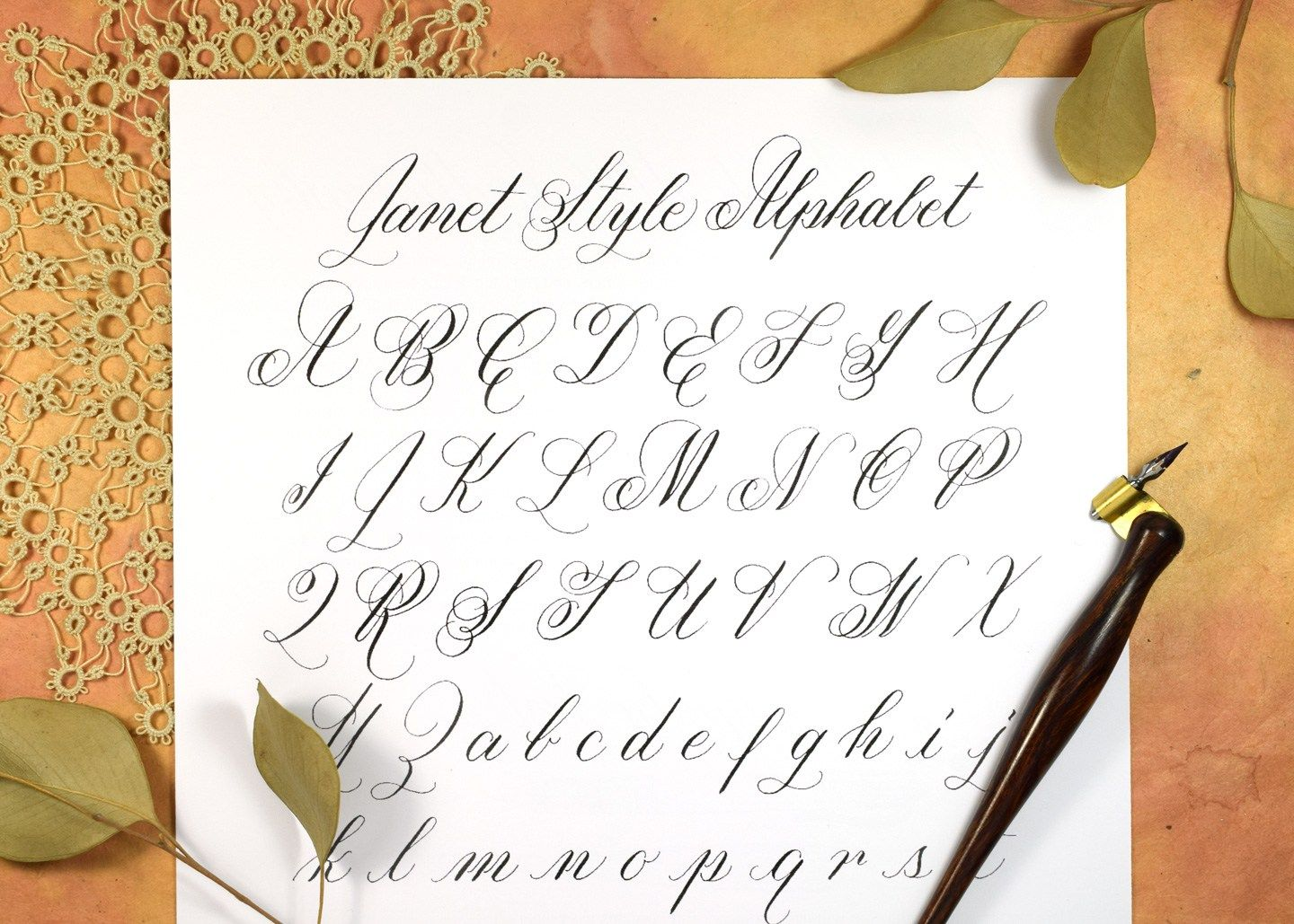5 Suggestions For Condensed Calligraphy Practice