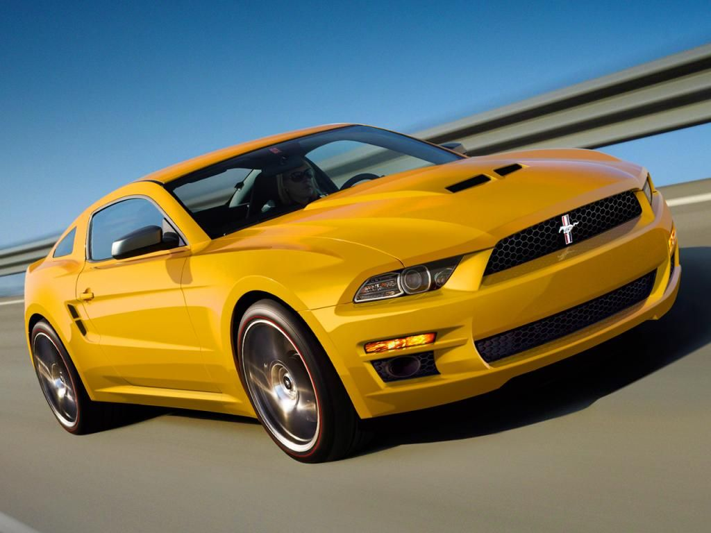 Mustang Mustang Concept Studly Studright Via Forums