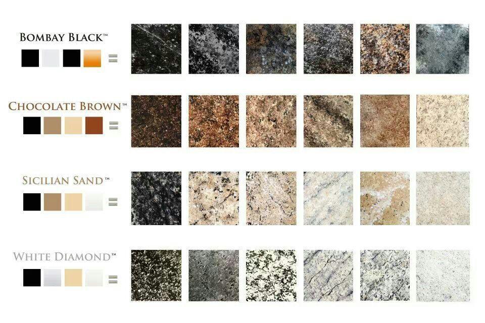 Giani Granite Countertop Paint Color