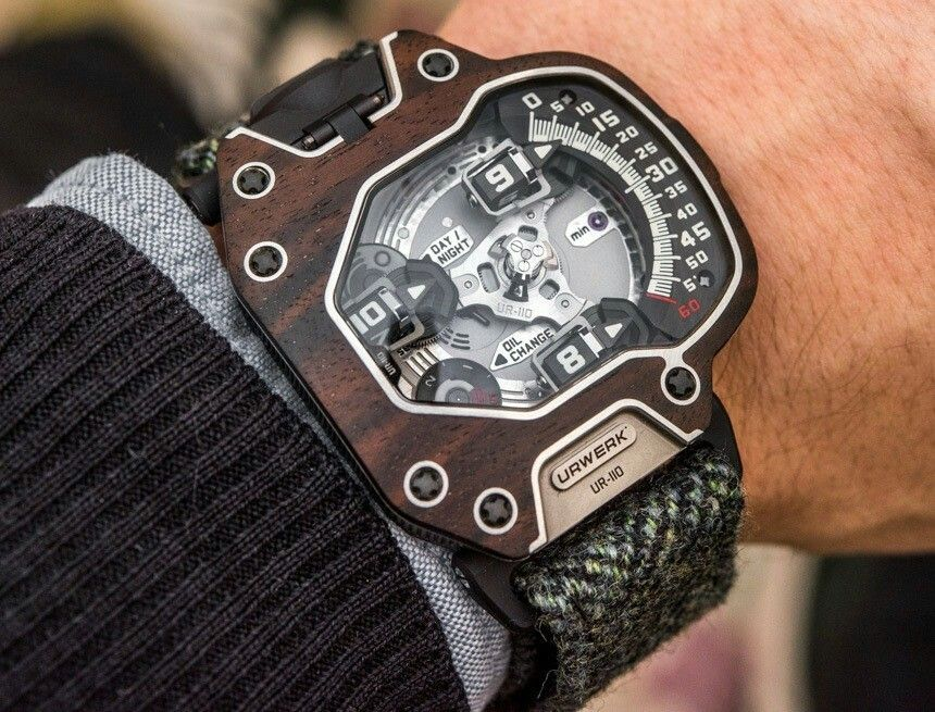 I love this urwerk