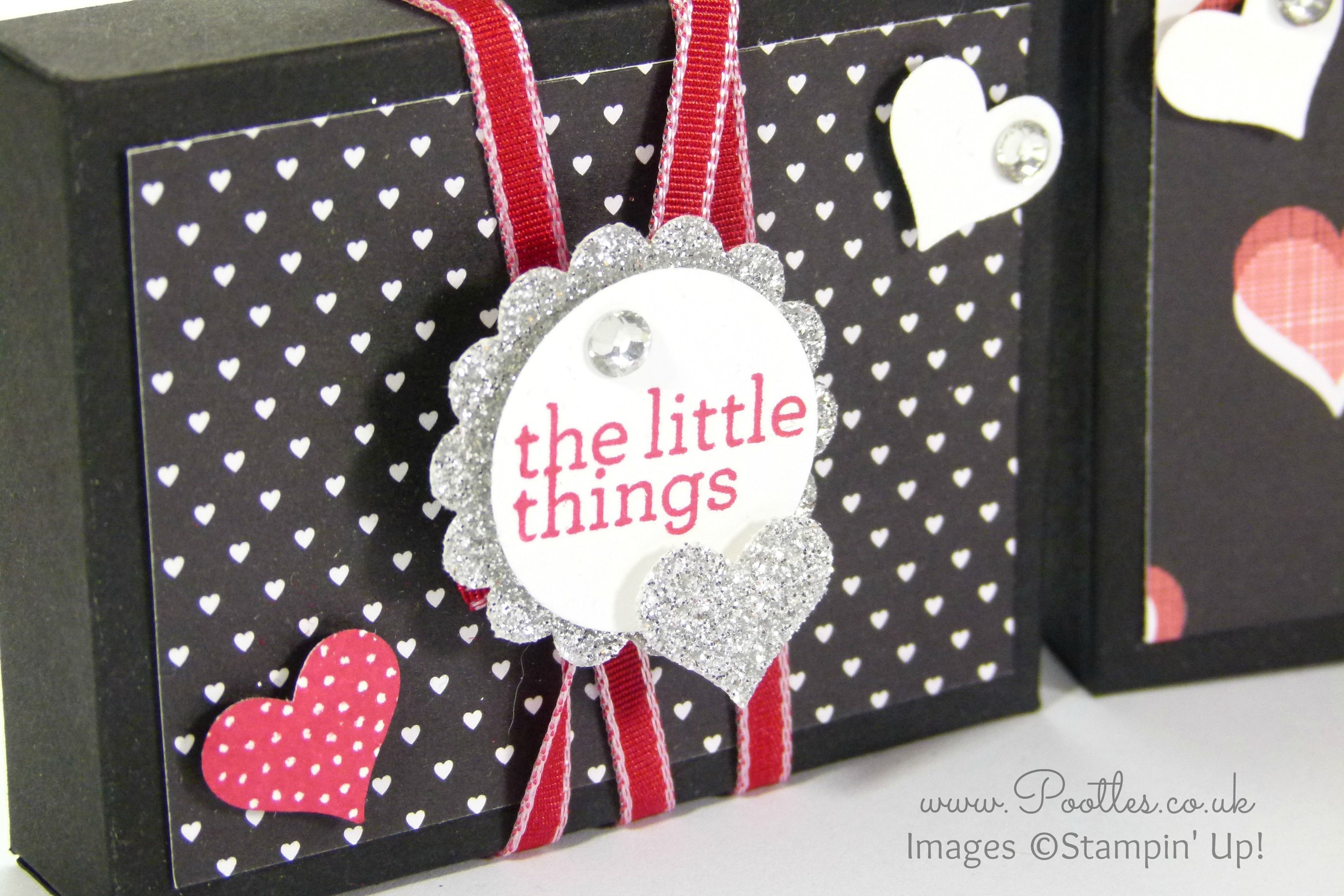 Valentine's Envelope Punch Board Box Tutorial
