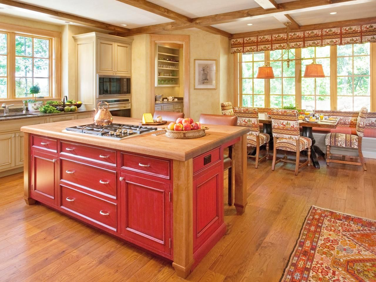 yellow country kitchens. Red Country Kitchens Yellow I