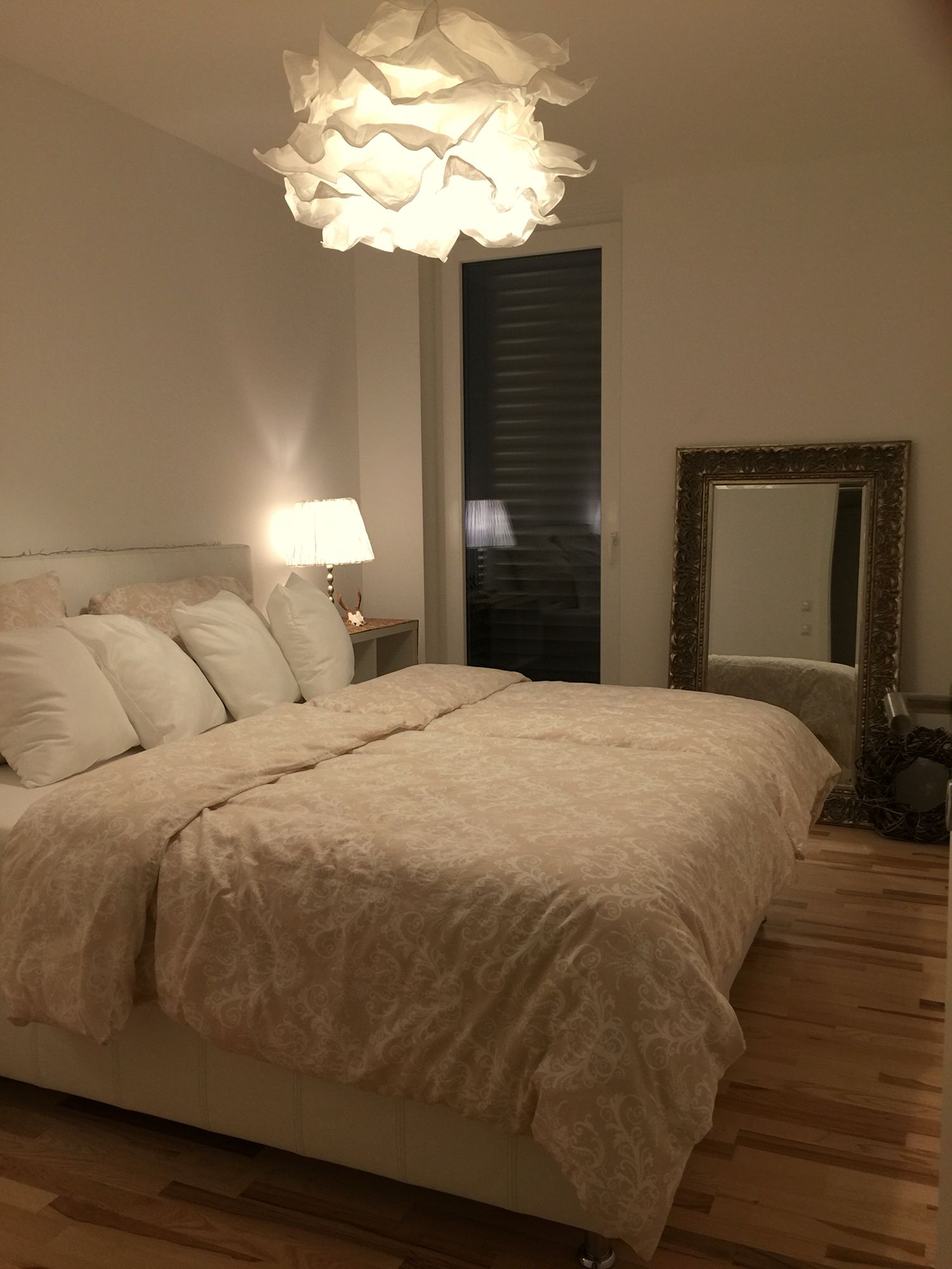 Ikea Krusning … | lighting in 2019 | Bedroom, Bedroom ...