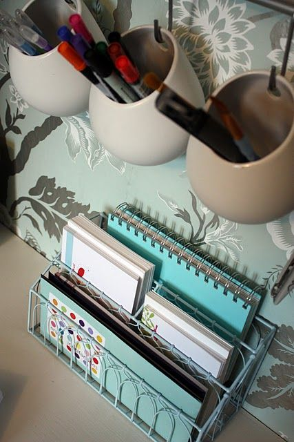 pretty stationary storage! u003c3 & pretty stationary storage! u003c3 | Everything in its place | Pinterest ...