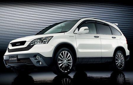The Mugen Cr V Honda S Suv New Honda Crv Honda Crv Suv Honda Crv