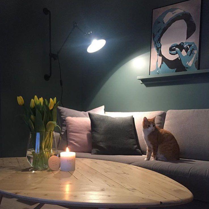 Hverdagskos hjemme hos flinke @stinegskjerveggen Alltid så fint hjemme hos henne!!
