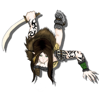 Druid Token by Aunzar | Tokens | Dnd characters, Rpg, Virtual tabletop