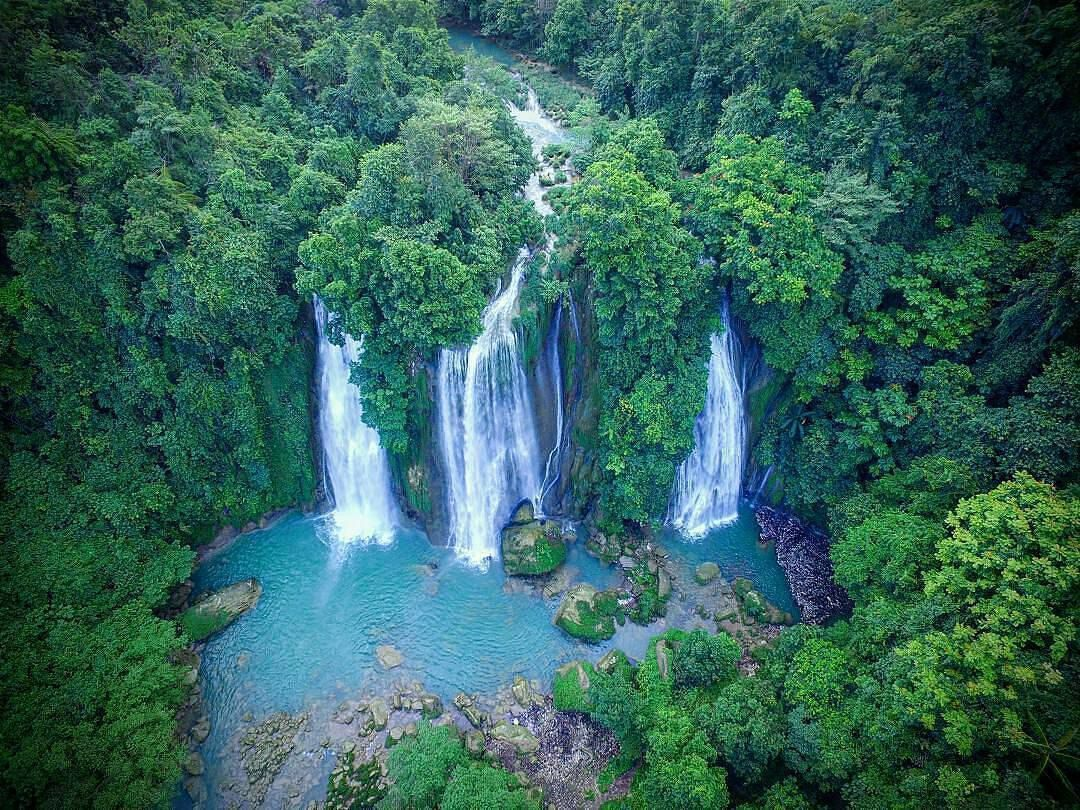 Curug Cikaso waterfall, Sukabumi, Indonesia Photo by: Fikry IG ...