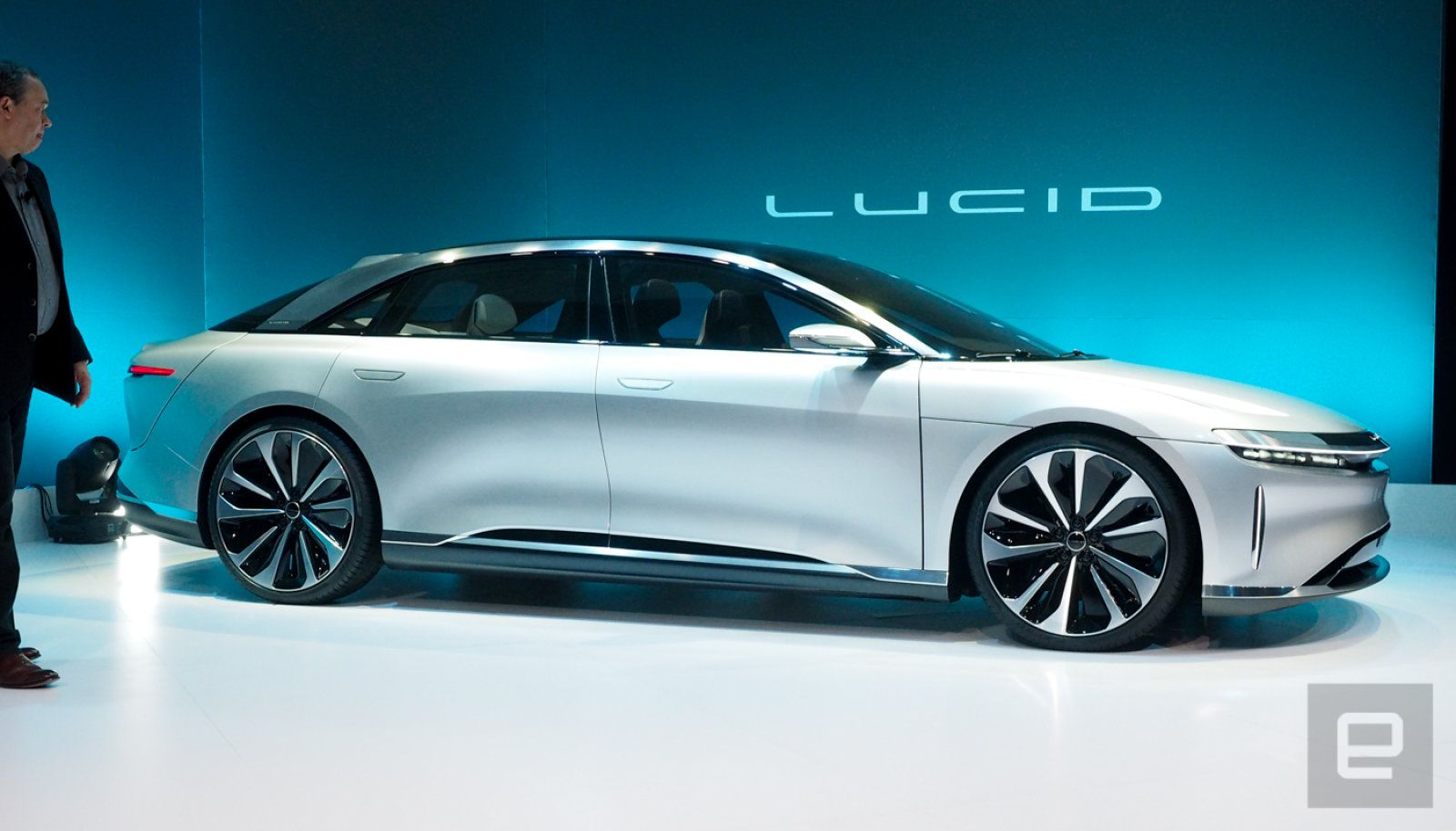 Lucid Motors Is Struggling To Produce Its Luxury Ev With Images