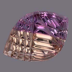 Bolivian Ametrine gemstone