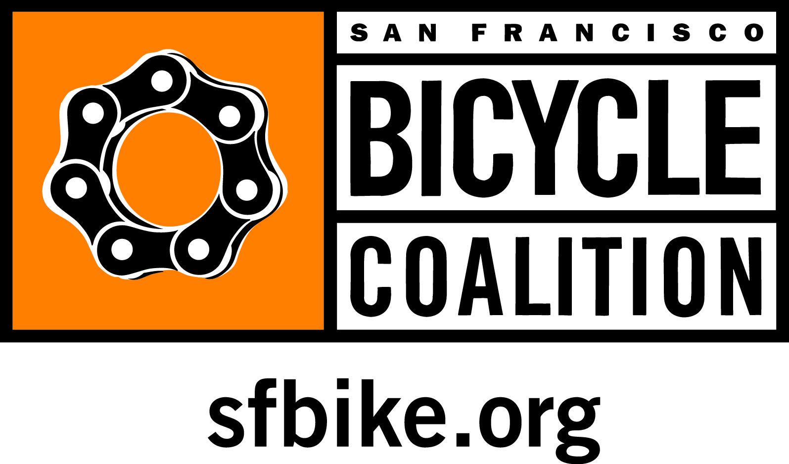SF Bicycle Coalition LOGO | CykloDESIGN | Pinterest | Logos