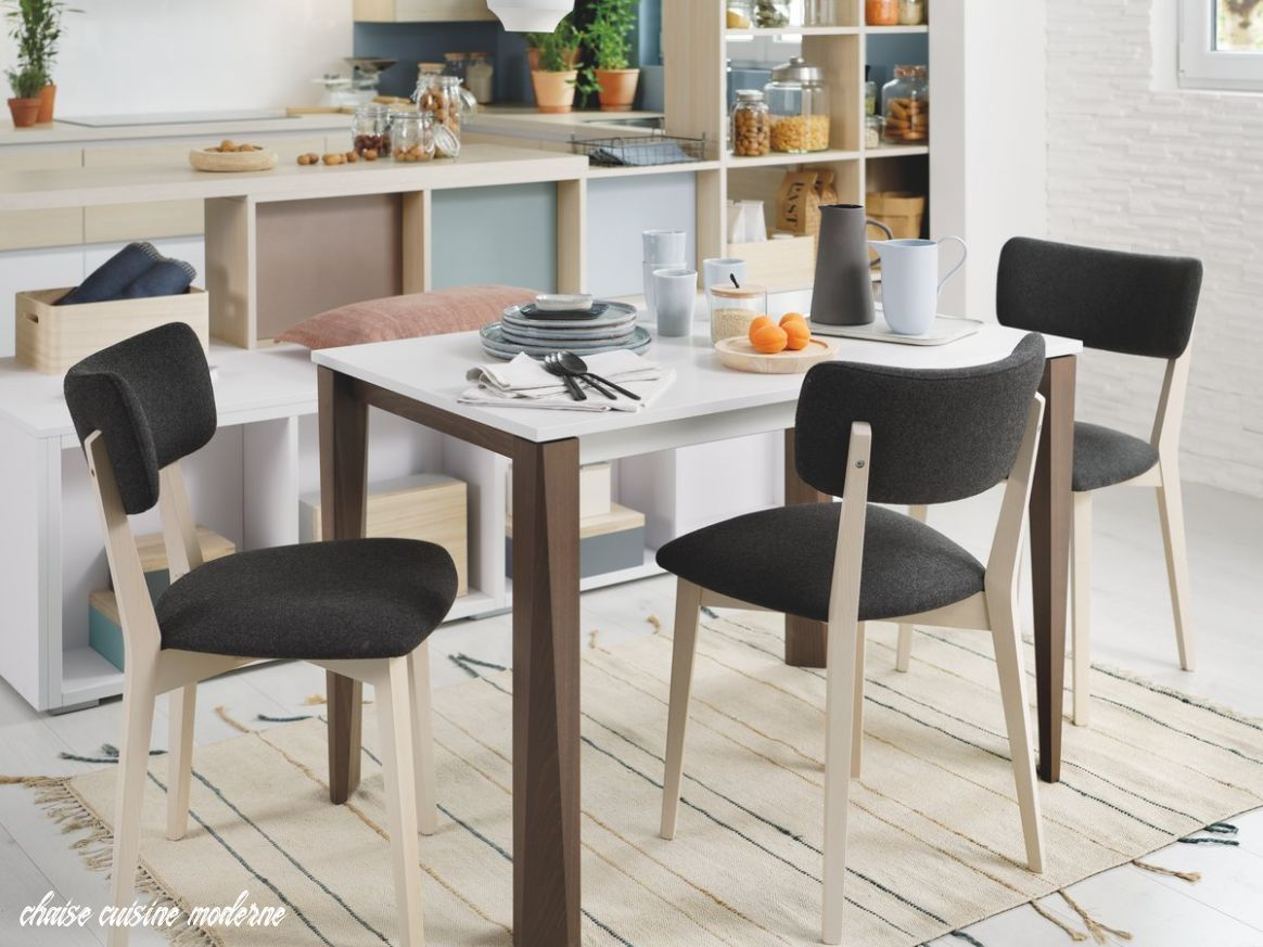 7 Chaise Cuisine Moderne In 2020