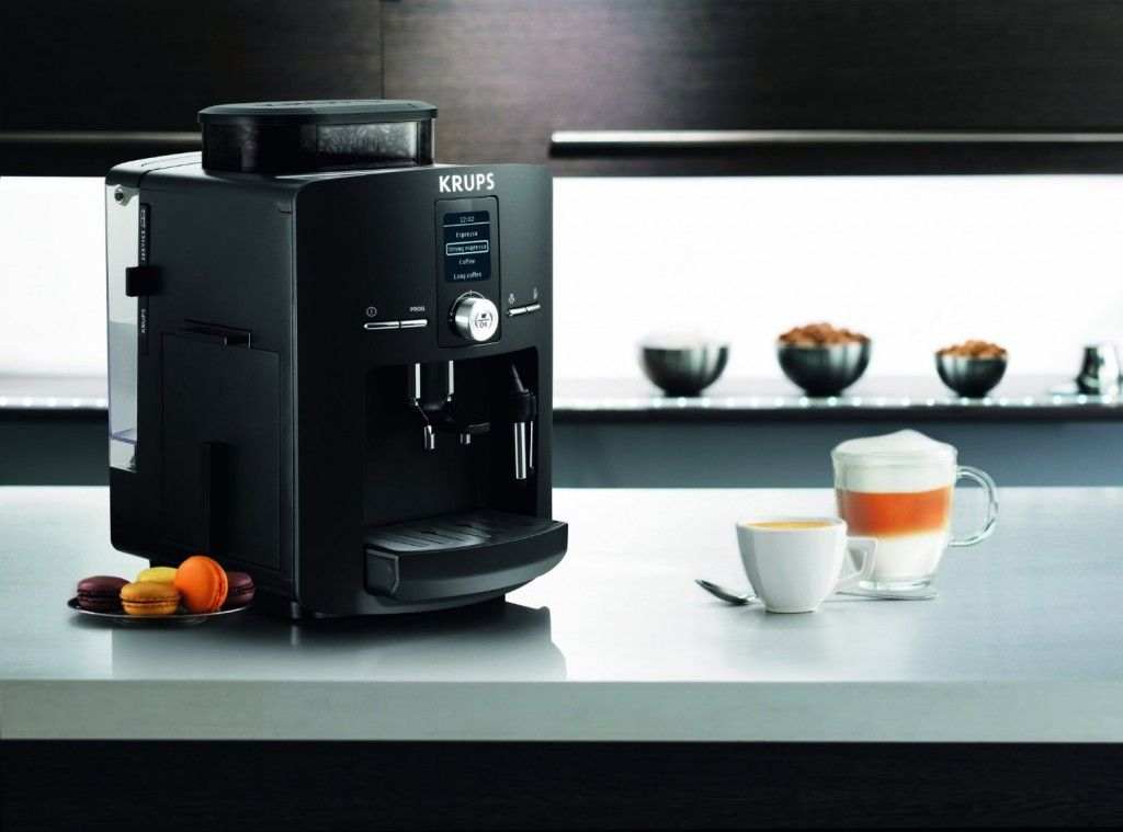 Krups Espresseria Automatic Bean To Cup Coffee Machine Best Espresso Machine Krups Espresso Machines