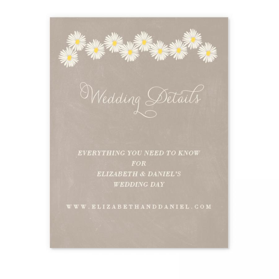 Floral Garland Wedding Enclosures Smitten On Paper Work Wedding