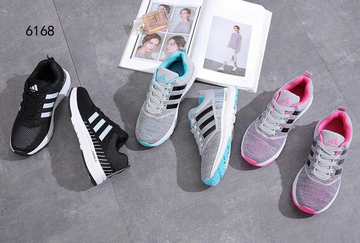 Sepatu Sport Adidas Lady 6168 Semioriginal High Quality Heels