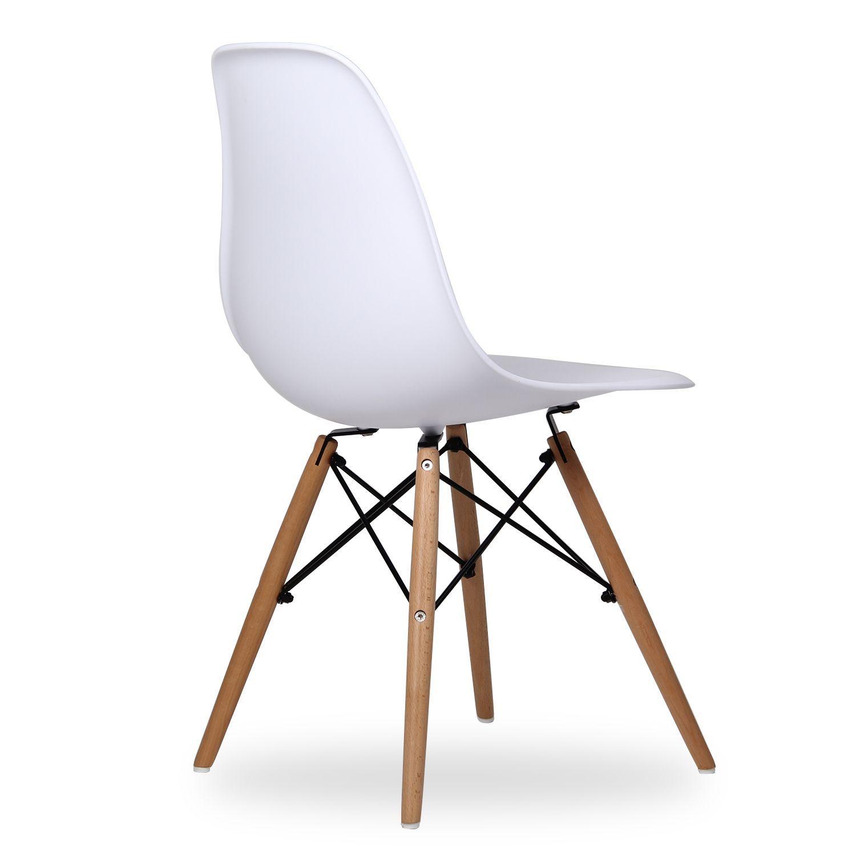 Silla wooden polipropileno lista de deseos polipropileno sillas y eames - Sedie in legno design ...