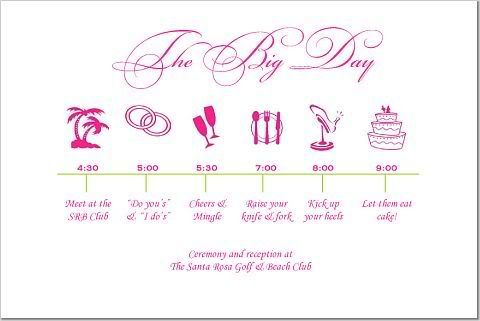 thebigdaytimelinejpg Photo This Photo was uploaded by msjlpolk - wedding weekend itinerary template