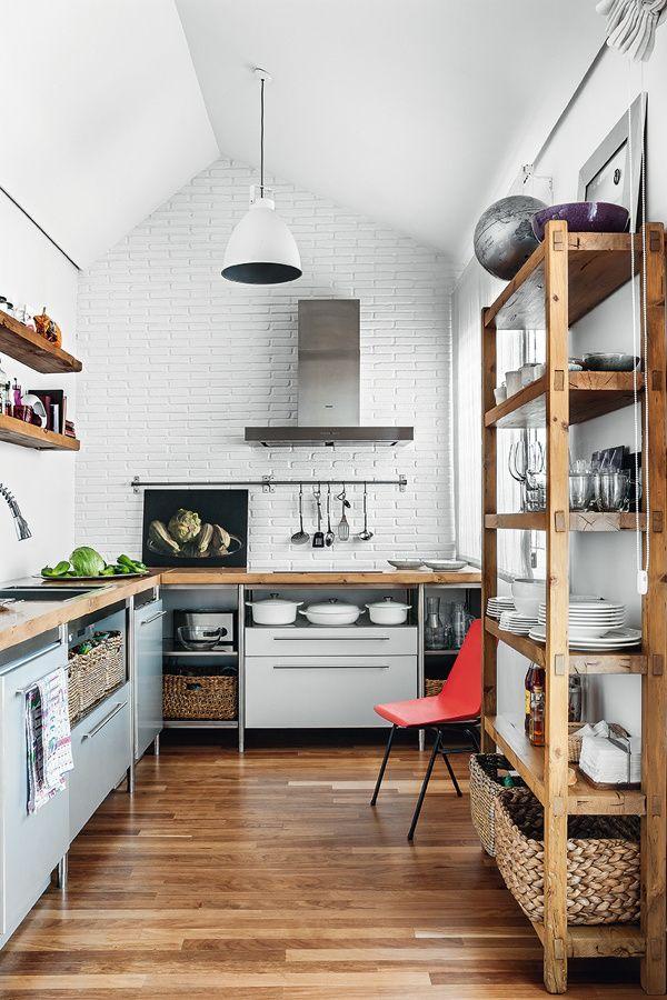 Ideas De Almacenaje Para Una Cocina Bien Organizada Ideas