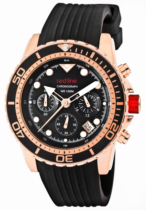Price:$189.00 #watches Red Line 50034 RG 01, An aura of