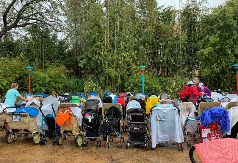 17 Tips for Using a Stroller at Disney World Strollers