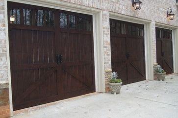 Home Atlanta Homes Home Garage Door Update