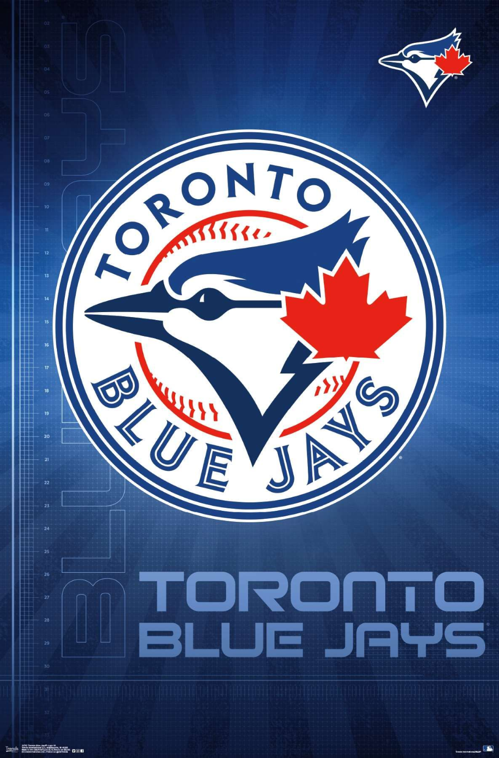 Mlb Toronto Blue Jays Logo 16 Toronto Blue Jays Logo Blue Jays Baseball Blue Jays