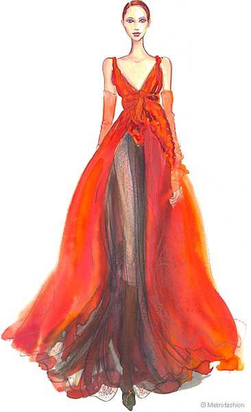 fashion sketches | Fashion Sketches