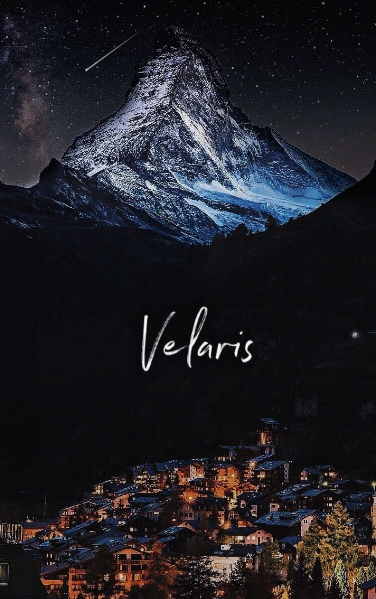Velaris, City of Starlight  #velaris #sarahjmaas #rhysand #feyre #courtofnight #ACOTAR #feyreandrhysand