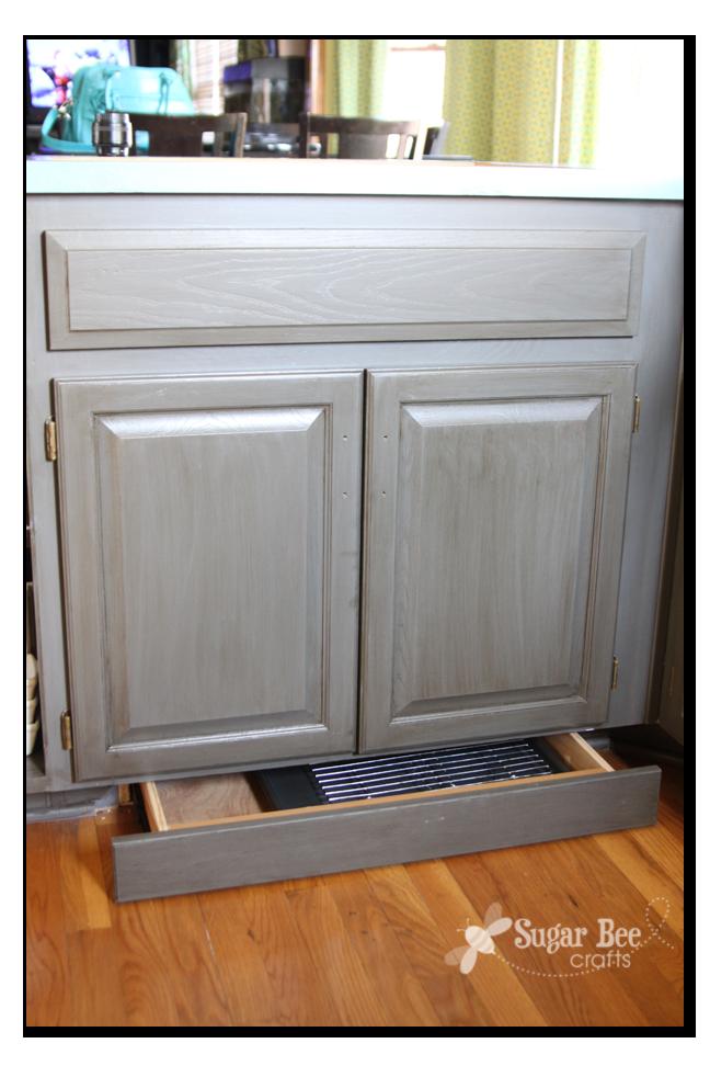 Best Rustoleum New Grey Kitchen Cabinet Transformation Castle 640 x 480