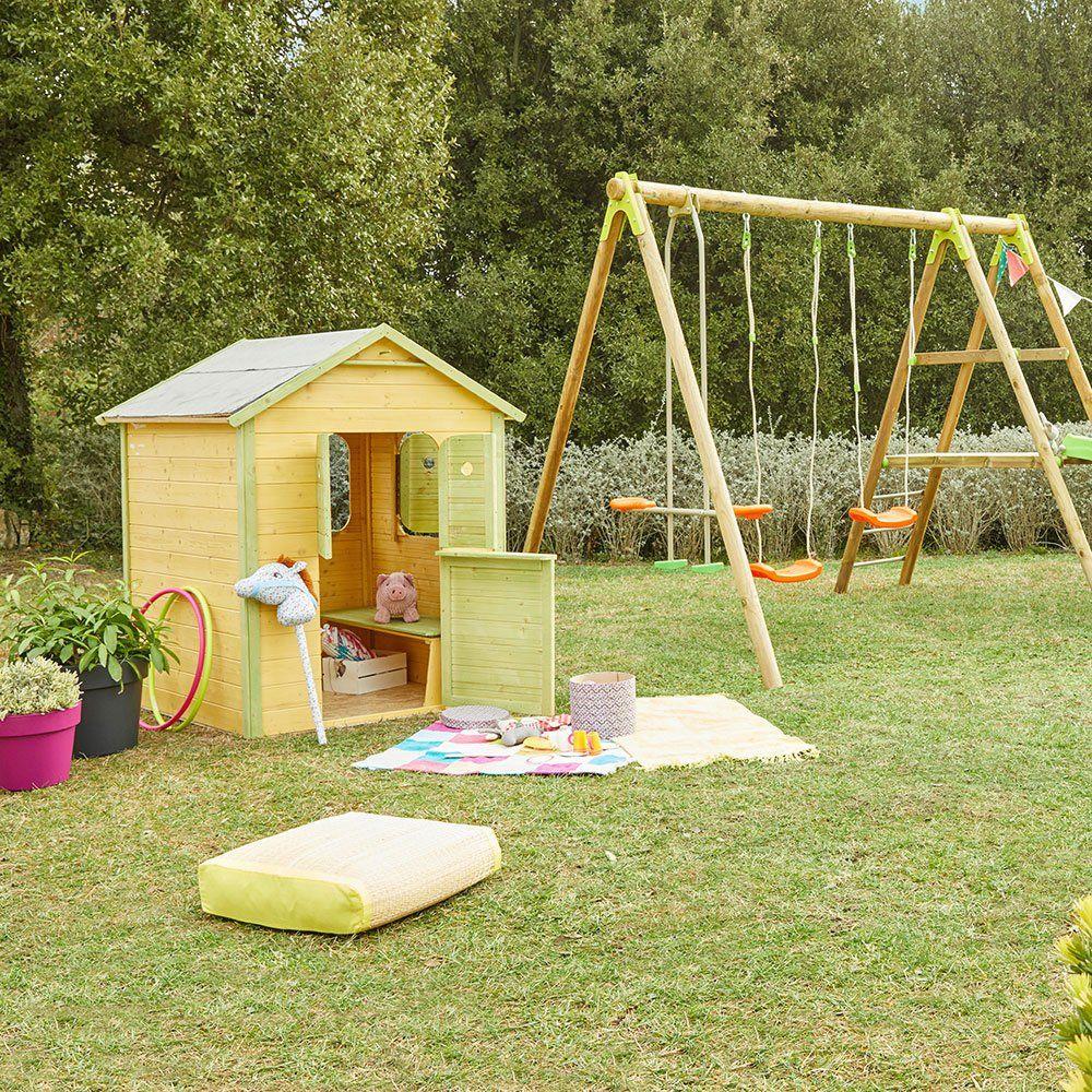 12 Meubles De Jardin Canons Pour Les Enfants En 2020 Meuble Jardin Salon De Jardin Design Jardin Pour Enfants