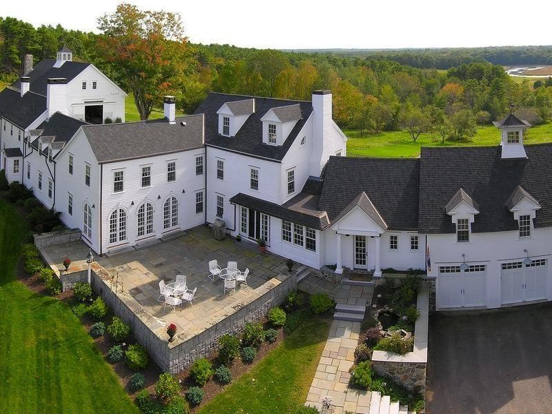 Highland Farm York Maine Ranch homes for sale