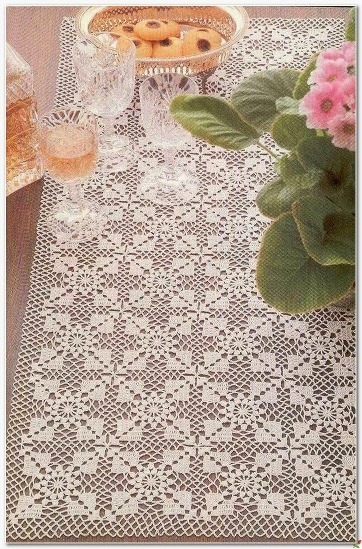 Tablecloth rectangle with motives crochet and arts crochet patterns tablecloth rectangle with motives crochet doily dt1010fo