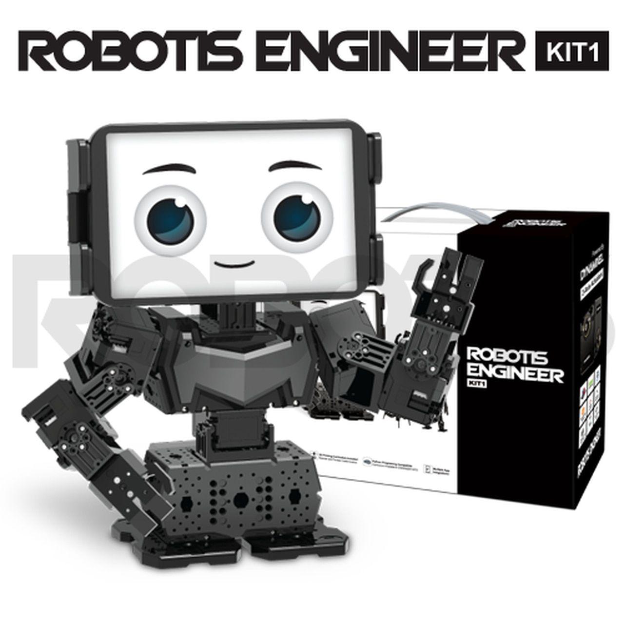 Robotis Engineer Kit 1 Us In