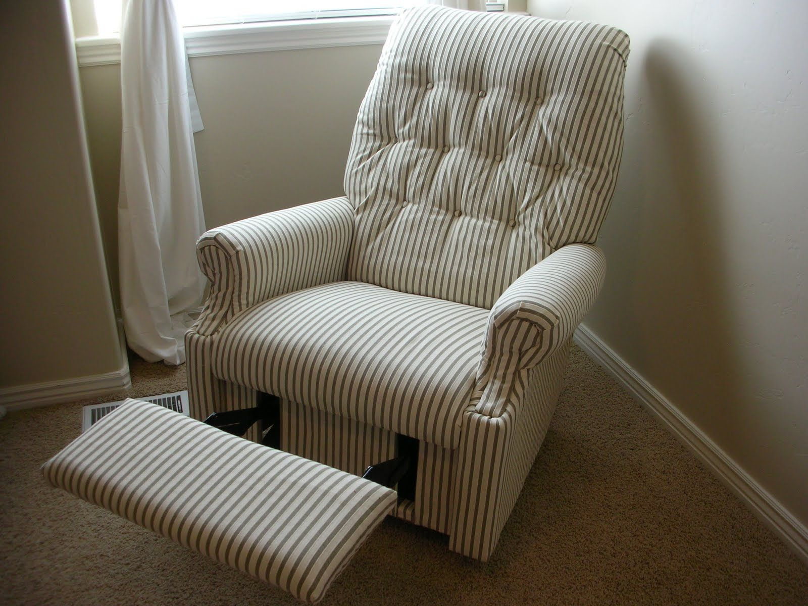 How To Reupholster A Recliner I Am Sooo Doing This