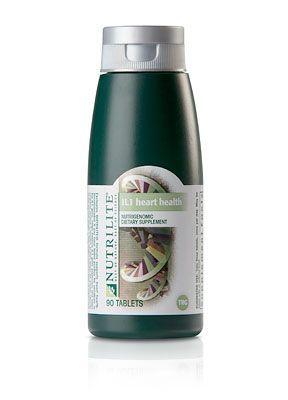 Nutrilite Il1 Heart Health Nutrigenomic Dietary Supplement 90