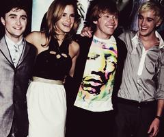 Harry Potter Crew
