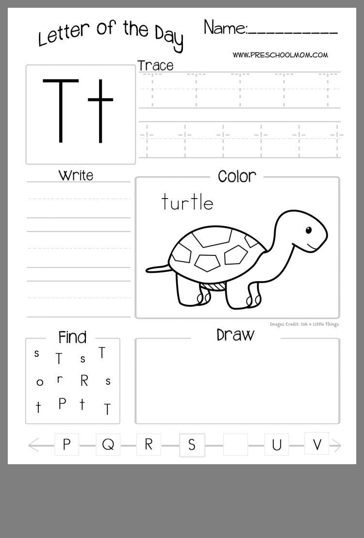Pin By Salma Salem On تعلم الحروف الانجليزيه Learning Letters Preschool Journals Abc Worksheets [ 1108 x 750 Pixel ]