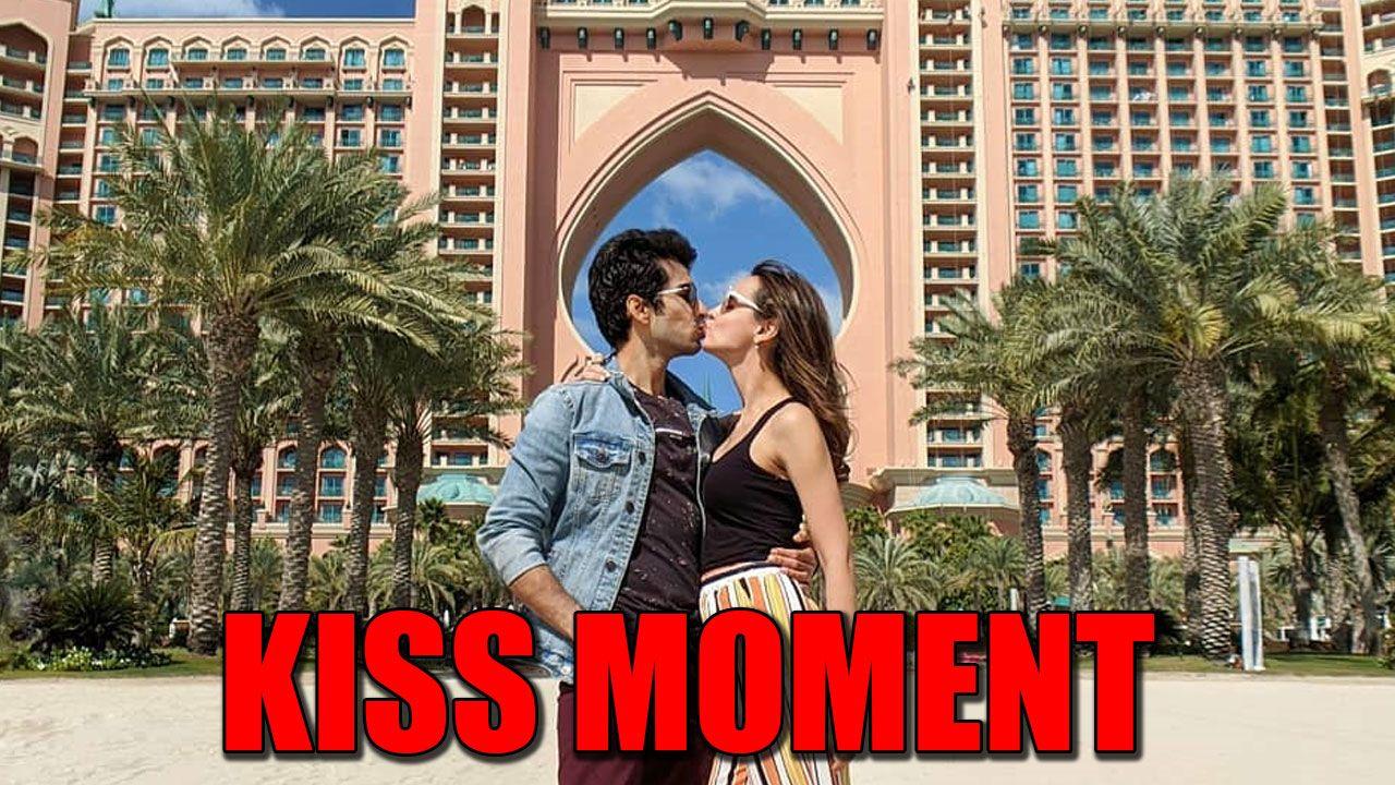 Sanaya Irani Locks Lips With Hubby Mohit Sehgal Mohit Sehgal Sanaya Irani Lips