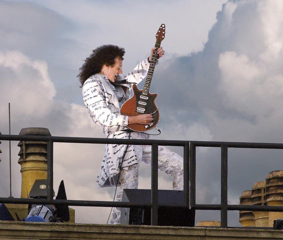 Brian May Guitar Wiring Diagrams Septic Tank Plumber Diagram Pete Malandronebrian Mays Tech Rig F02ac97a6c8de480674eaf7e2ea5d12f 593490057114197617