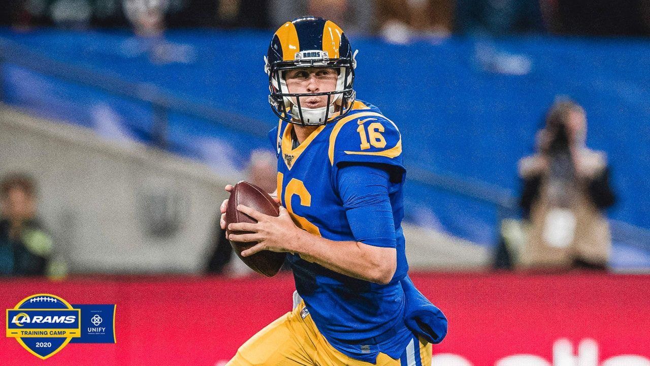 Countdown To Camp Rams Oc Kevin O Connell Excited To Get On Field With Jared Goff Young Qbs In 2020 Nfl News Live Football Streaming Ram