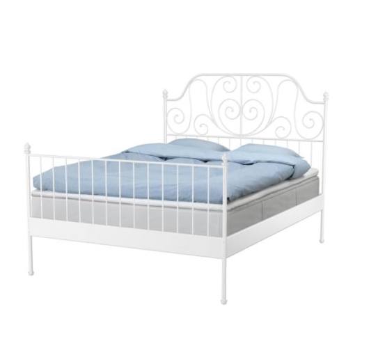 ikea leirvik bed frame. So distraught they discontinued the ...