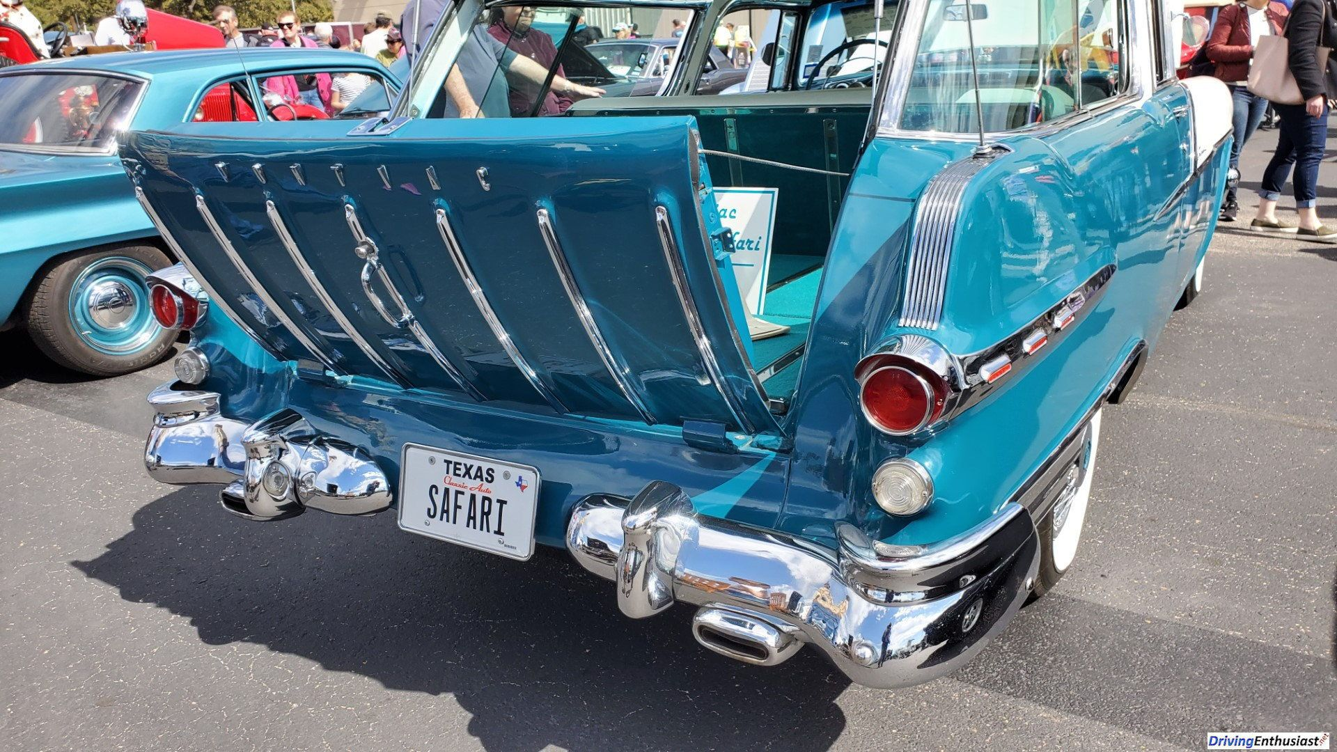 1956 pontiac star chief custom safari pontiac strato
