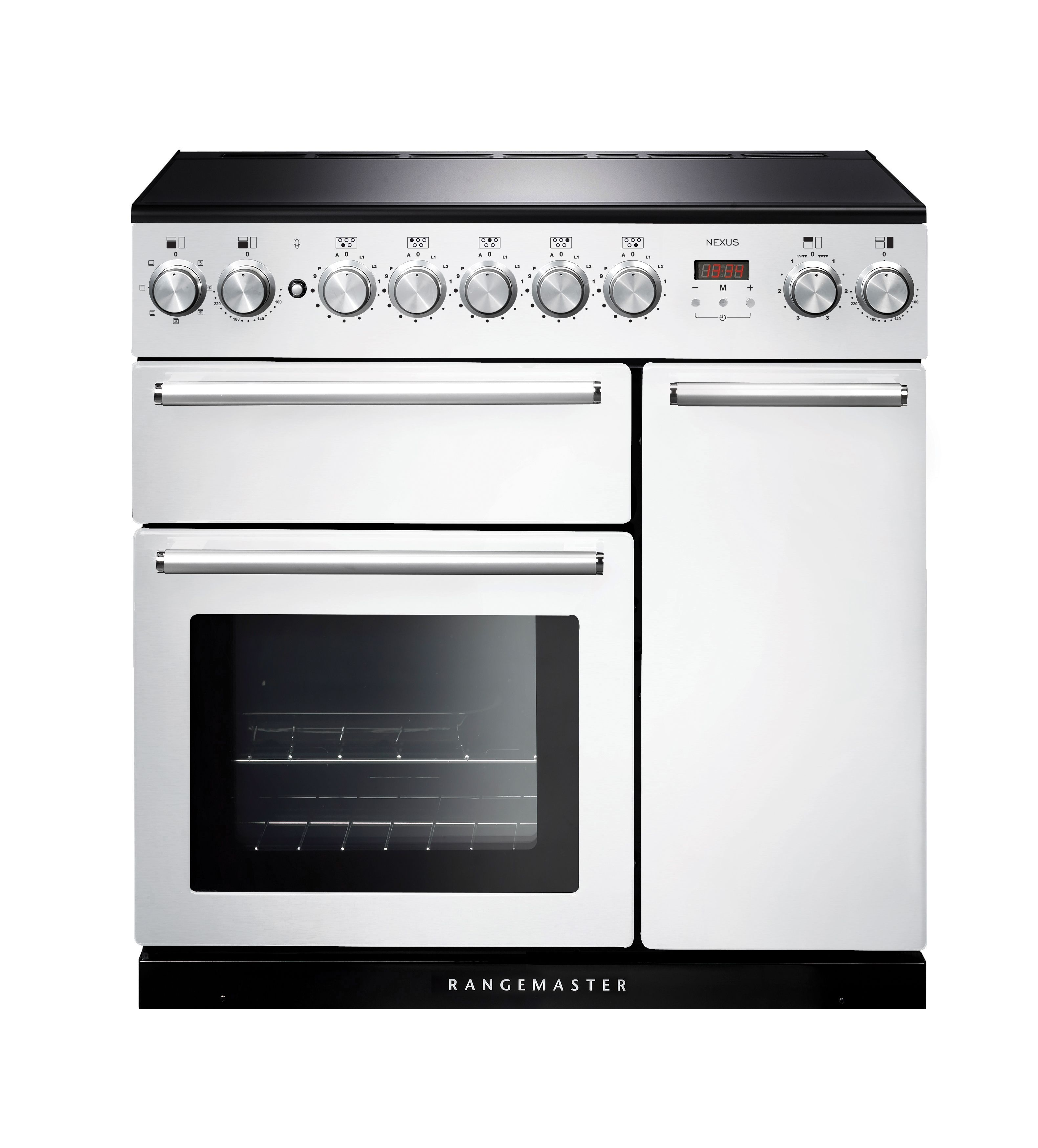 Our Nexus range cooker is now available with an induction hob ...
