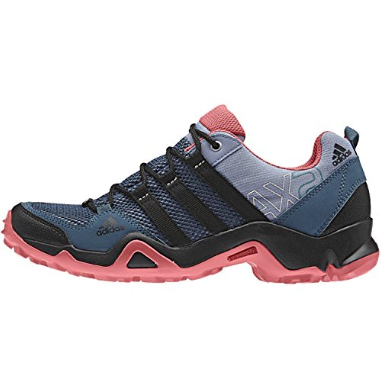 adidas Ax2 GTX W Zapatillas de deporte exterior, Mujer, Negro, 36 2/3