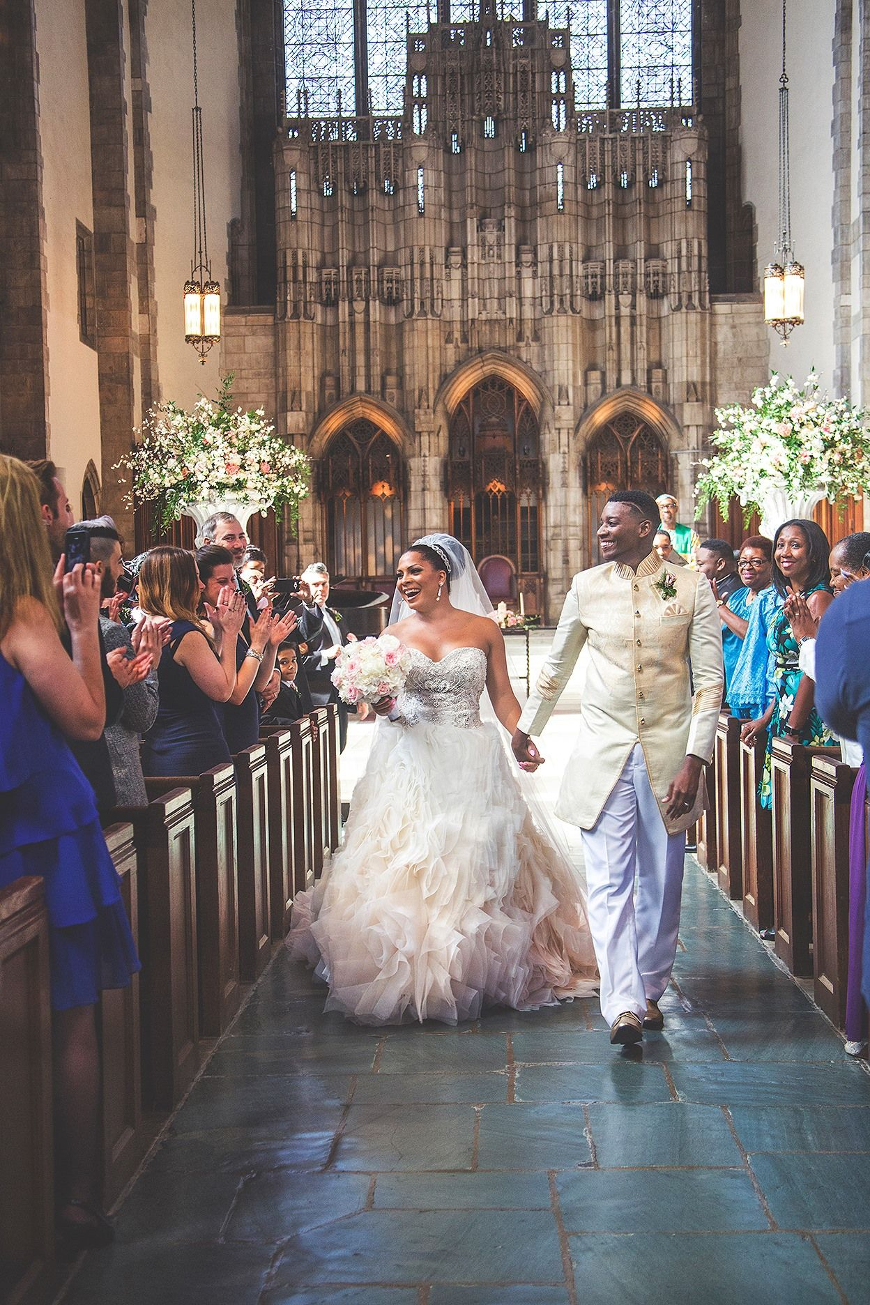 Image result for precious and myles wedding