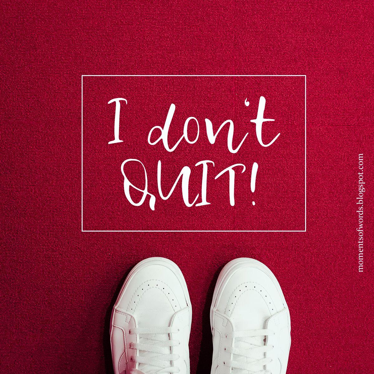 Don't Give Up! #mondaymotivation