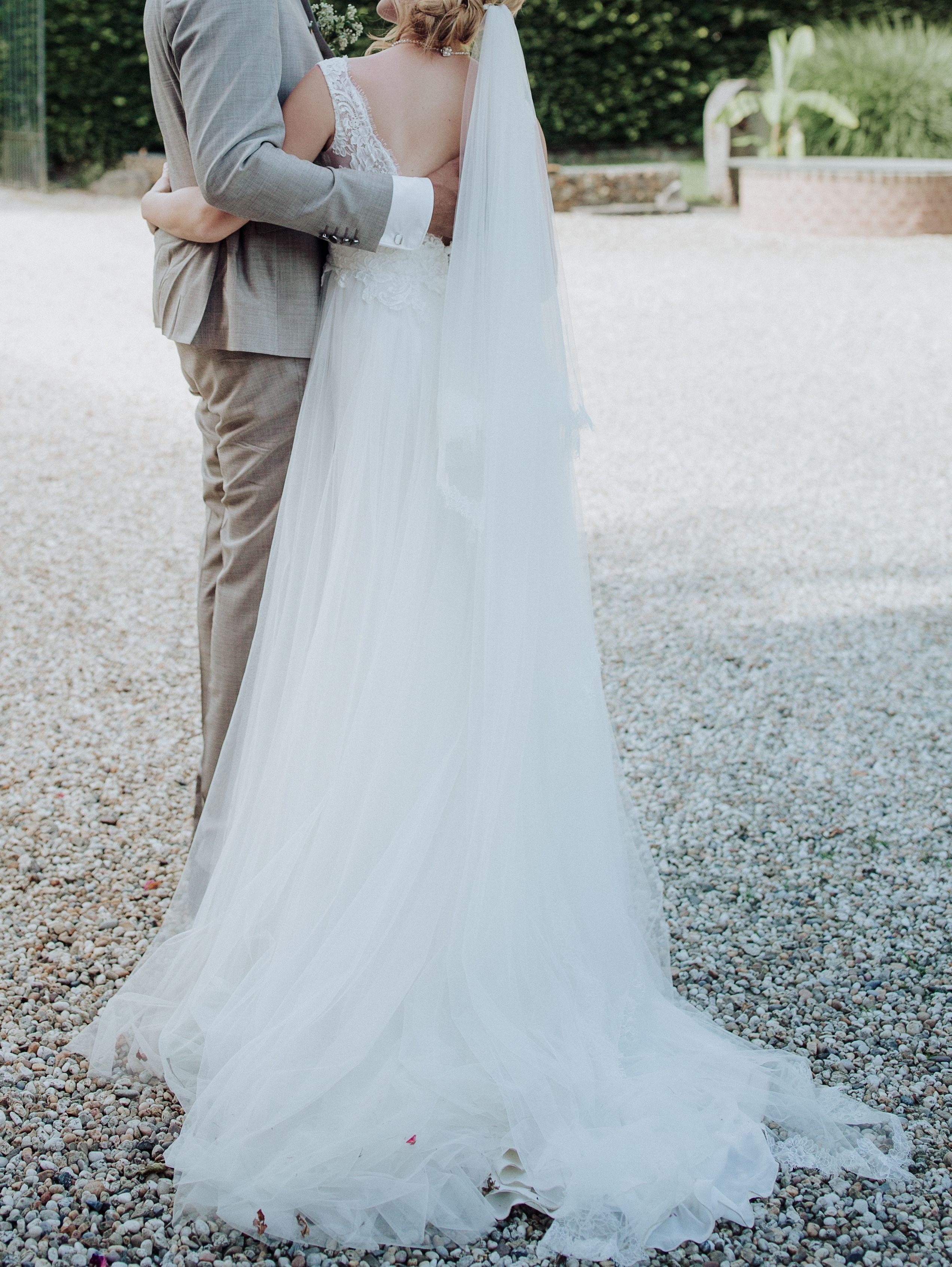 Nice Ashlee Simpson Wedding Gown Gift - Wedding and flowers ...